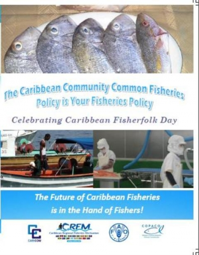 The Caribbean Community Common Fisheries Policy - Fisherman's Day Booklet