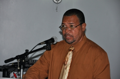 Harold Guiste, PS (Ag.) Ministry of the Environment, Natural, Physical Planning and Fisheries, Commonwealth of Dominica