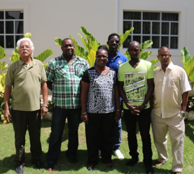 CNFO executive for 2016-2019: Ms. Vernel Nicholls, Barbados - Chairperson; Mr. Adrian La Roda, Bahamas - Deputy Chairperson; Mr. Pamashwar Jainarine, Guyana - Treasurer;  Mr. Glaston White, Jamaica - General Secretary; Mr. Joslyn Lequay, Trinidad and Tobago - Public Relations Officer; Mr. Winsbert Harry, St. Vincent and Grenadines - Fisheries Liaison Officer; and  Mr. Earl George, Dominica - Organisational Liaison Officer